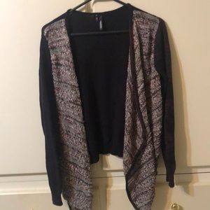 Maurices High/low sweater
